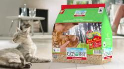 Cat's Best, enfin une litière efficace