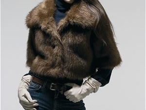 Les manteaux de fourrure