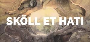 Hati et Skroll: les deux géants de la mythologie nordique